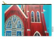 Home Town Church Carry-all Pouch