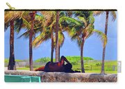Home On The Beach Carry-all Pouch