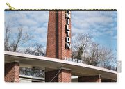 Homer Hamilton Theatre Sign Carry-all Pouch
