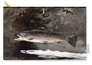 Homer: Trout, 1889 Carry-all Pouch