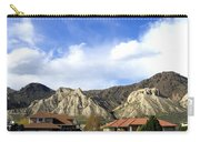 Homes And Hoodoos Carry-all Pouch