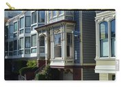 Homes Of San Francisco Carry-all Pouch