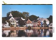 Homes On Kennebunkport Harbor Carry-all Pouch