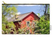 Homestead At Old World Wisconsin Carry-all Pouch