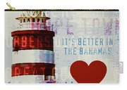 Hometown Bahamas Lighthouse Carry-all Pouch