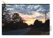 Homeward Bound Evening Sky Carry-all Pouch
