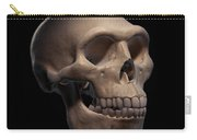 Homo Erectus Skull Carry-all Pouch