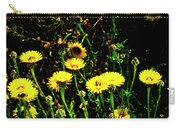 Honey Bee Haven Carry-all Pouch