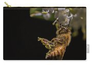 Honey Bee Kick, Apis Mellifera Carry-all Pouch