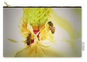 Honey Bees And Magnolia Carry-all Pouch
