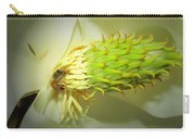 Honey Bees And Magnolia Three Carry-all Pouch
