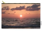 Honey Moon Island Sunset Carry-all Pouch