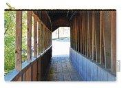 Honeymoon Bridge Sidewalk Carry-all Pouch