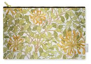 Honeysuckle Design Carry-all Pouch