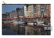 Honfleur Harbour France Carry-all Pouch