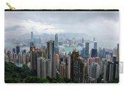 Hong Kong After Rain Carry-all Pouch