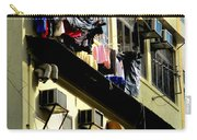 Hong Kong Apartment 8 Carry-all Pouch