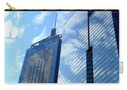Hong Kong Architecture 58 Carry-all Pouch