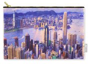 Hong Kong Panorama Carry-all Pouch