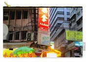 Hong Kong Sign 13 Carry-all Pouch