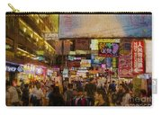 Hong Kong Streets Carry-all Pouch