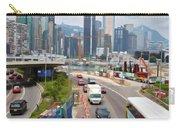 Hong Kong Traffic II Carry-all Pouch