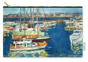 Hong Kong Victoria Harbor Carry-all Pouch
