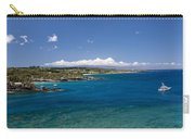 Honolua Bay Carry-all Pouch by Jim Thompson