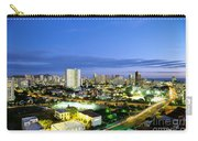 Honolulu City Lights Carry-all Pouch