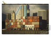 Honolulu Harbor Carry-all Pouch
