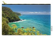 Honomanu Bay Carry-all Pouch