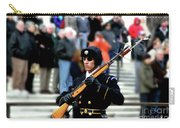 Honor Guard At Arlington Cemetery Carry-all Pouch