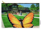 Honor Heights Butterfly House Carry-all Pouch