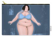 Honor My Curves Carry-all Pouch