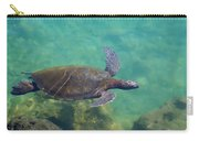 Honu Gliding Along Carry-all Pouch