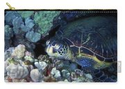 Honu, Green Sea Turtle 2 Carry-all Pouch