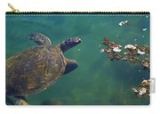 Honu Having Lunch Carry-all Pouch