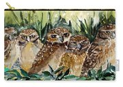 Hoo Is Looking At Me? Carry-all Pouch