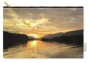 Hood River Golden Sunset Carry-all Pouch