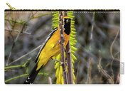 Hooded Oriole V1834 Carry-all Pouch