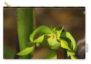 Hooded Pitcher Plant Carry-all Pouch