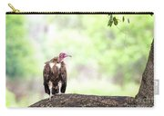 Hooded Vulture Carry-all Pouch
