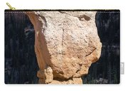 Hoodoo In Bryce Canyon Carry-all Pouch