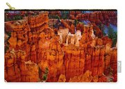 Hoodoos Bryce Canyon Carry-all Pouch