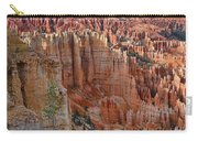 Hoodoos Bryce Canyon-utah Carry-all Pouch