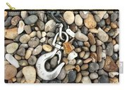 Hook, Chain And Pebbles Carry-all Pouch