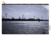 Hook Of Holland Shipping Canal Carry-all Pouch