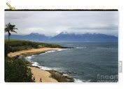 Hookipa Beach Maui North Shore Hawaii Carry-all Pouch