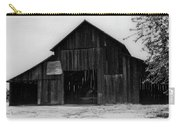 Hoops At The Barn Carry-all Pouch