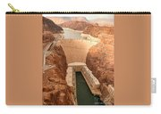 Hoover Dam Scenic View Carry-all Pouch